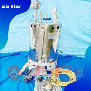 Setrika uap 25 liter boiler