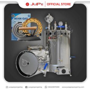 setrika gas boiler