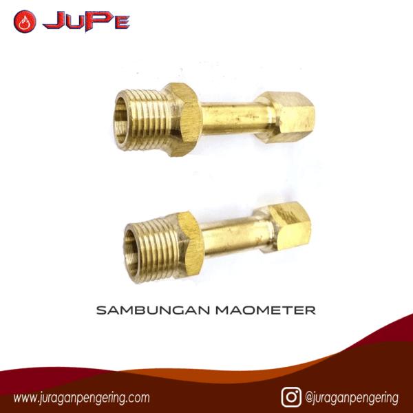 sambungan manometer