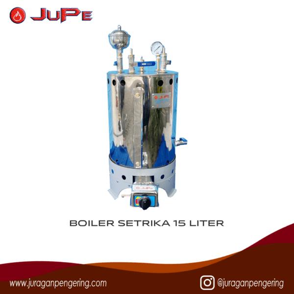 boiler 15
